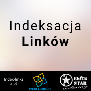 indeksacja linkow